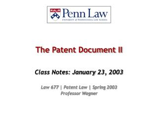 The Patent Document II