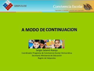 A MODO DE CONCLUSION