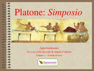 Platone:  Simposio
