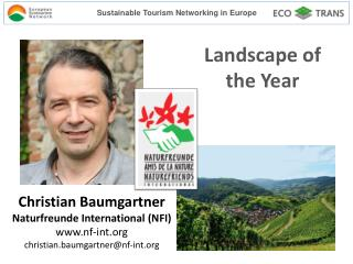 Christian  Baumgartner Naturfreunde International ( NFI ) nf-int