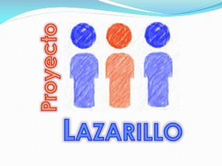 Proyecto Lazarillo
