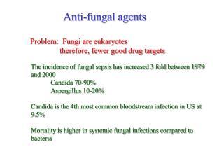 Anti-fungal agents