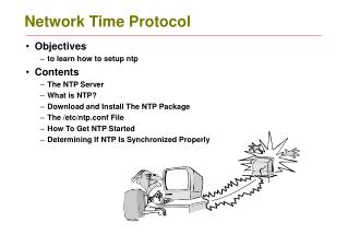 Network Time Protocol