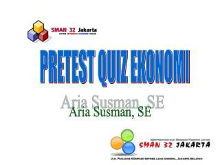 Aria Susman, SE