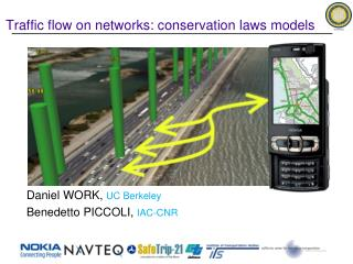 Traffic flow on networks: conservation laws models