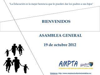 Vis�tanos : amptaestudianteslastablas.es/