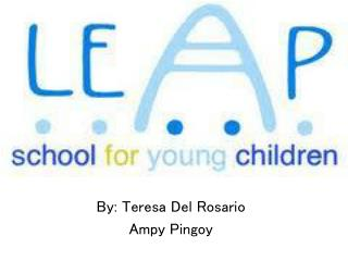 LEAP: A Preschool for Young Children Field Study 2 : Episode 1