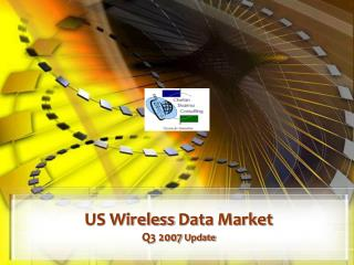 US Wireless  Data Market Q3 2007 Update