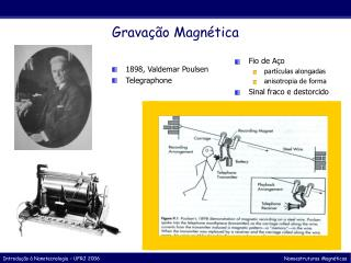 Gravação Magnética