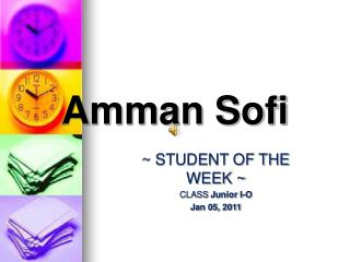 Amman Sofi