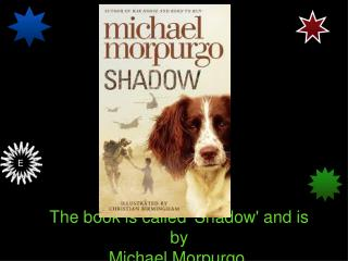The book is called 'Shadow' and is by  Michael Morpurgo.