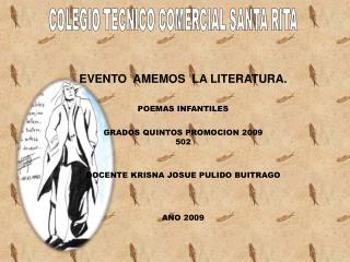COLEGIO TECNICO COMERCIAL SANTA RITA