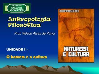 Antropologia Filosófica