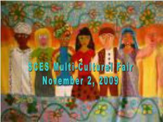 SCES Multi-Cultural Fair November 2, 2009