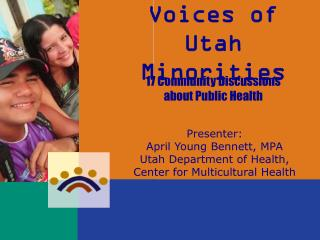 Voices of  Utah Minorities