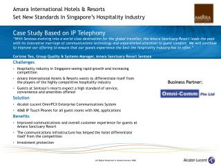 Case Study Based on IP Telephony