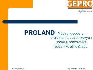 PROLAND
