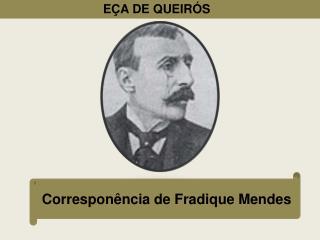 E�A DE QUEIR�S