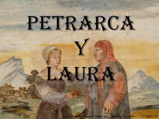 PETRARCA   Y  LAURA