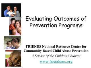 Evaluating Outcomes of Prevention Programs