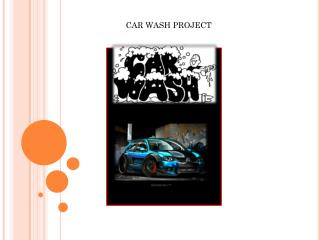CAR WASH PROJECT
