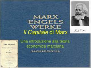 Il Capitale  di Marx