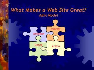 Web Sites Should Accomplish 2 Fundamental Goals