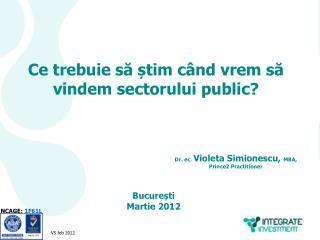 Ce trebuie să știm când vrem să vindem sectorului public?