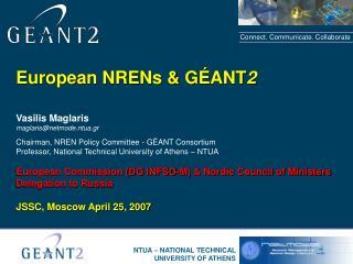 European NRENs & G � ANT 2