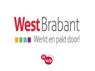 Opgave West-Brabant Uitvoeringsprogramma Samenwerkingsstructuur   Prestatieovereenkomsten