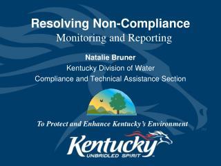 Resolving Non-Compliance