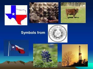 Symbols from