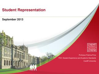 Student Representation