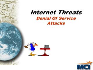 Internet Threats Denial Of Service Attacks