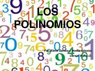 LOS POLINOMIOS