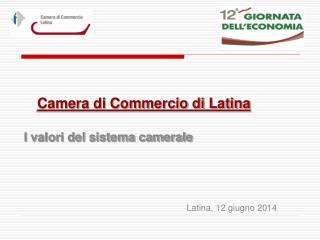 Camera di Commercio di Latina