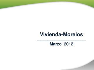 Vivienda-Morelos ____________________________