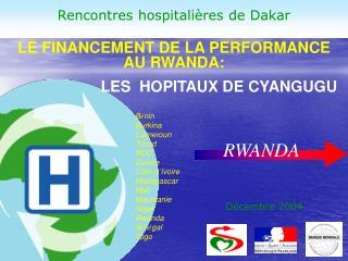 Rencontres hospitali res de Dakar