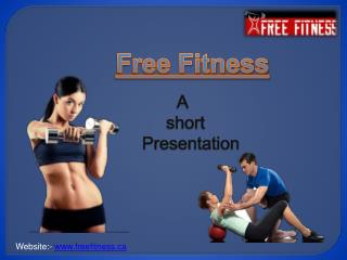 Finest of fitness trainers and nutritionists by freefitness