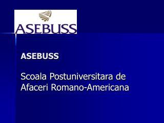 ASEBUSS