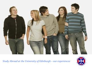 Study Abroad at the University of Edinburgh – our experiences
