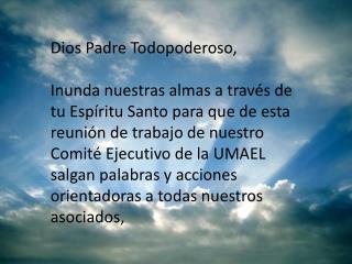 Dios Padre Todopoderoso ,