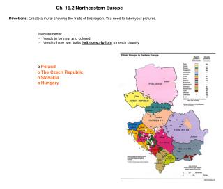 Ch. 16.2 Northeastern Europe