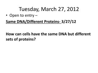 Tuesday, March 27, 2012