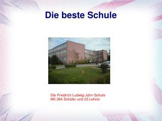 Die beste Schule
