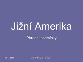 Ji�n� Amerika