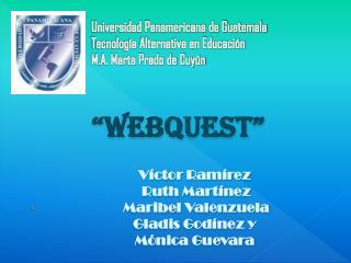 Víctor Ramírez  Ruth Martínez  Maribel Valenzuela Gladis Godínez y Mónica Guevara