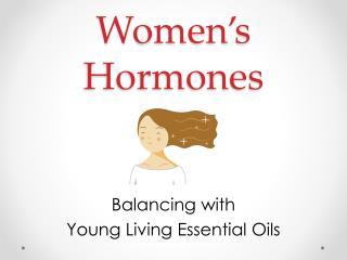 W omen's Hormones