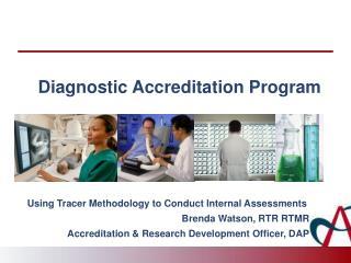 Diagnostic Accreditation Program