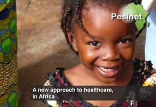 A new approach to healthcare, i n Africa